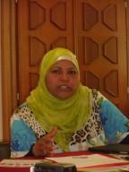 Heida Lammarì, rappresentante comunità araba Salsabìl Asca