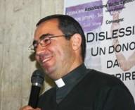 don Enzo Massotti, direttore Pastorale sociale diocesi Avezzano