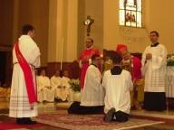 Il rito di presentazione del novello sacerdote