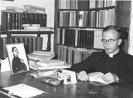 1960-69_Fabro in ufficio