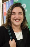 Elisa Bacciotti, direttrice campagne Oxfam Italia