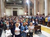 Decine di cori parrocchiali hanno gremito le navate della Cattedrale di San Cetteo