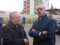 L'arcivescovo Valentinetti a colloquio con il ministro Alfano