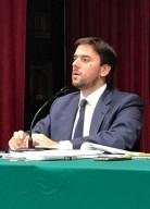 Umberto Ronga, costituzionalista e presidente del Centro studi di Azione cattolica