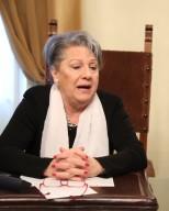 """Franca Arborea, regista dello spettacolo teatrale """"Cetteo"""""""