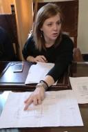 Laura Di Pietro, assessore comunale al Verde