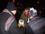 La distribuzione di bevande calde