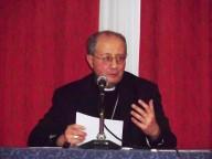 Mons. Bruno Forte, presidente della Ceam