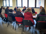 Un incontro con la comunità di Cermignano (Te)