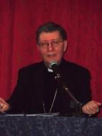 Mons. Pietro Santoro, vescovo di Avezzano e delegato Ceam al Convegno di Firenze
