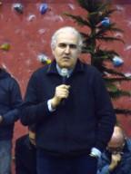 don Andrea Di Micbele, parroco di San Domenico in Penne