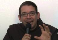 padre Bruno Varriano, rettore e guardiano della Basilica dell'Annunciazione a Nazareth