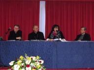 I relatori del convegno con Daniela Palladinetti