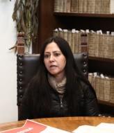 Luigina Tartaglia, responsabile Ufficio Mondialità Caritas