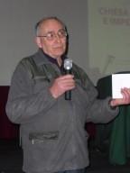 Padre Aldo D'Ottavio, direttore Pastorale sociale diocesana