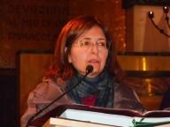 Roberta Casalini, responsabile pescarese Comunità di Sant'Egidio